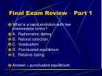 final exam review part 147
