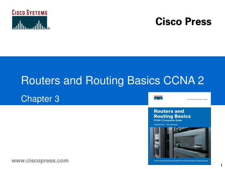 routers and routing basics ccna 2 n.