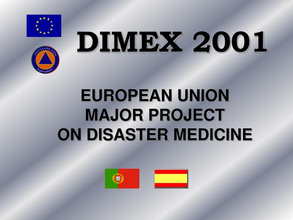 DIMEX 2001