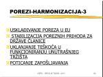 porezi harmonizacija 3