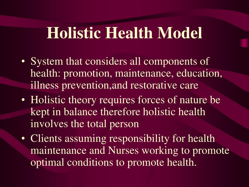 PPT - Nursing Management of Clients with Stressors that