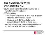 the americans with disabilities act5