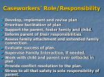 caseworkers role responsibility