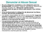denunciar el abuso sexual1