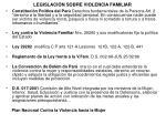 legislaci n sobre violencia familiar