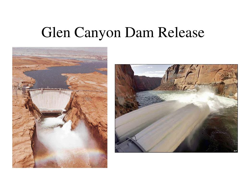 Glen Canyon Dam Release