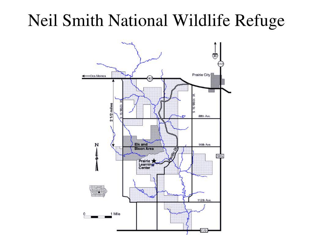 Neil Smith National Wildlife Refuge