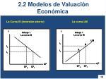 2 2 modelos de valuaci n econ mica1