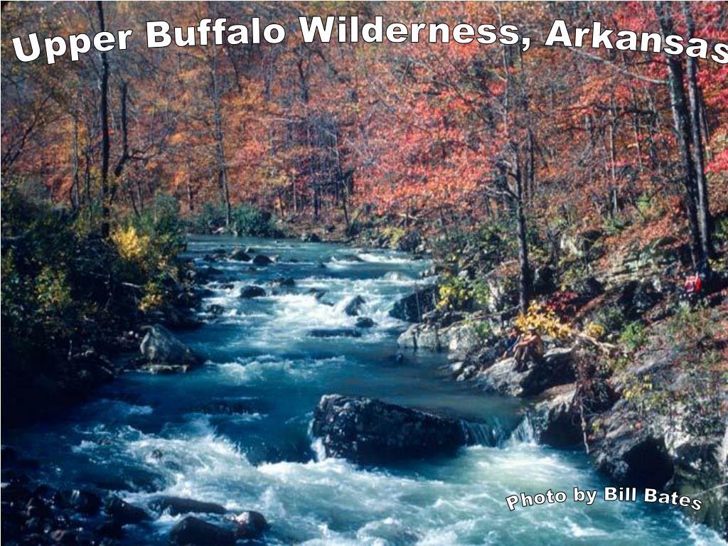 Upper Buffalo Wilderness, Arkansas