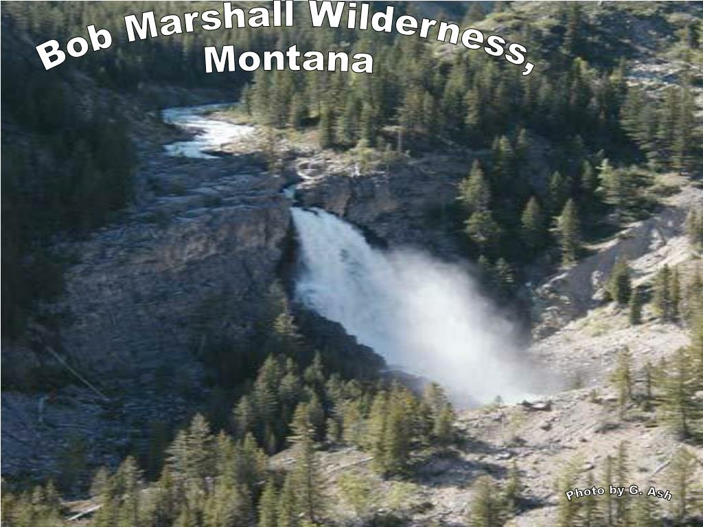 Bob Marshall Wilderness,