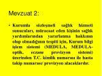 mevzuat 2