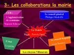 3 les collaborations la mairie