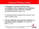 general writing guides1