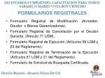 formularios registrales1
