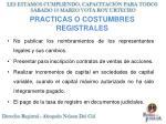 practicas o costumbres registrales1