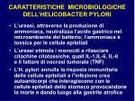 caratteristiche microbiologiche dell helicobacter pylori2