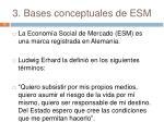 3 bases conceptuales de esm4
