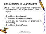 behaviorismo x cognitivismo2