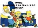 p v p 2 1 volver a la familia de origen
