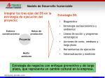 modelo de desarrollo sustentable