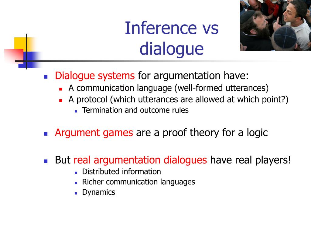 Inference vs