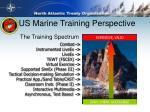 us marine training perspective