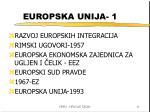 europska unija 1