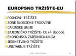 europsko tr i te eu1