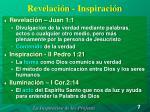 revelaci n inspiraci n2