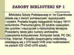 zasoby biblioteki sp 1