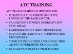 atc training