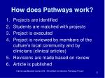 how does pathways work
