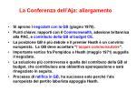 la conferenza dell aja allargamento