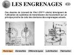 les engrenages1