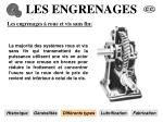 les engrenages21