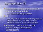 bioprospection 2
