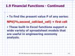 1 9 financial functions continued1