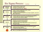 six sigma process click here