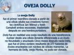 oveja dolly