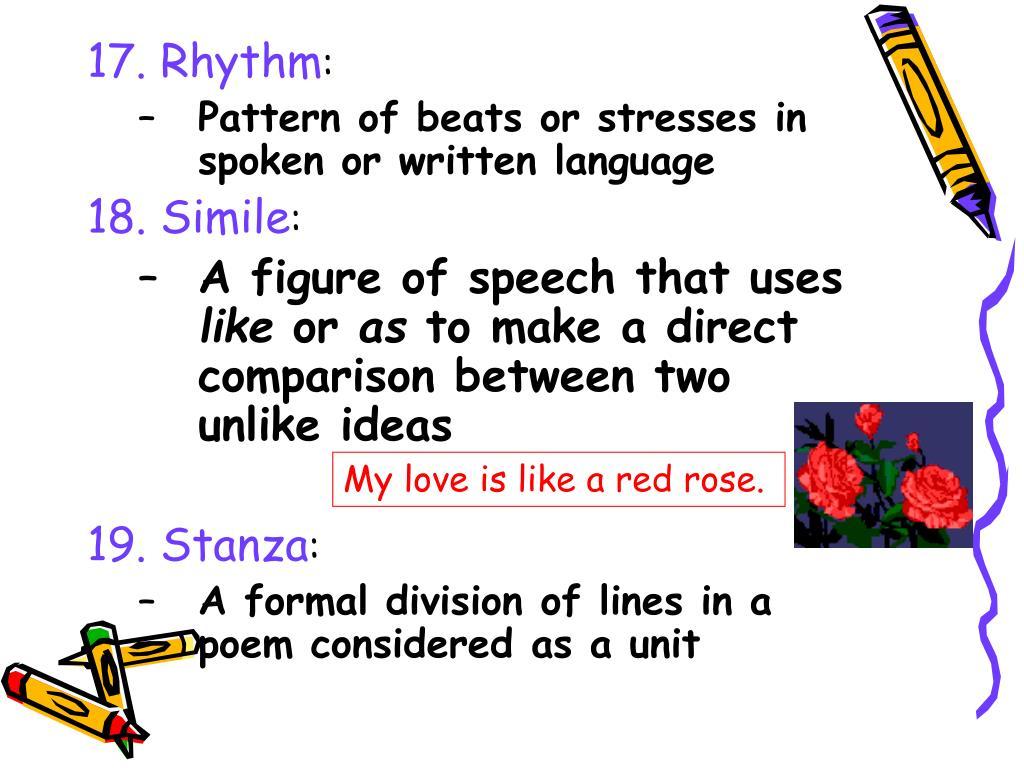 17. Rhythm