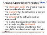analysis operational principles1