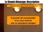 le simple allumage description5
