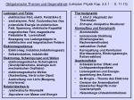 obligatorische themen und gegenst nde lehrplan physik kap 2 2 1 s 11 13