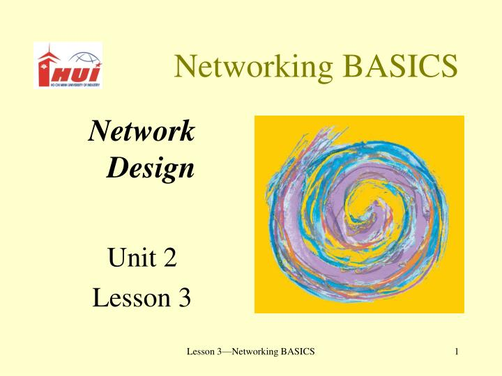 networking basics n.