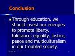 conclusion45