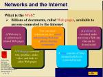 networks and the internet4