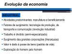 evolu o da economia4