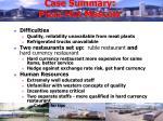case summary pizza hut moscow2