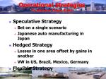 operational strategies to address these risks