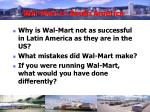wal mart in south america